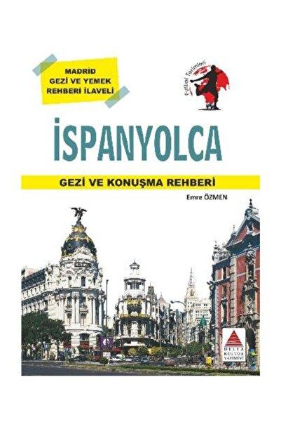 Delta Kültür Yayınevi Ispanyolca Gezi Ve Konuşma Rehberi