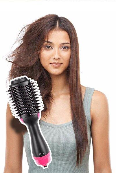 Trendmallar One Step Saç Düzleştirici Kurutmalı Fırça Tarak