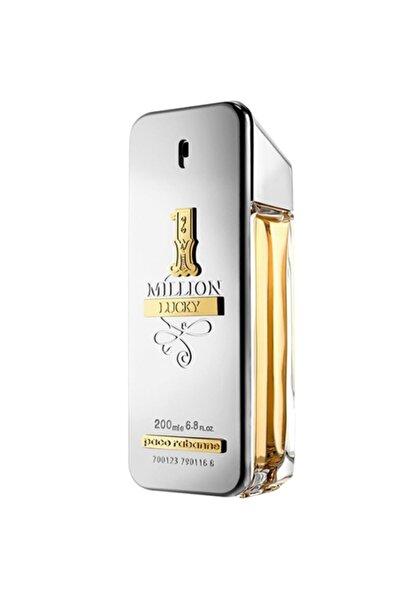 Paco  Rabanne 1 Million Lucky Edt 200 ml Erkek Parfüm 3349668566211