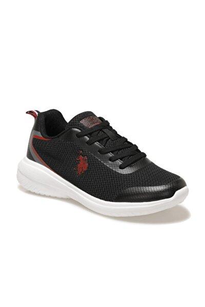 U.S. Polo Assn. ORMOND Siyah Kadın Comfort Ayakkabı 100605195