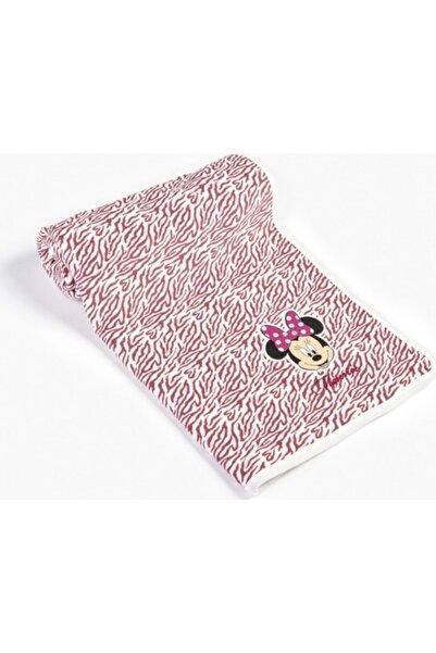 Minnie Mouse Disney  Bebek Kadife Battaniye 9189