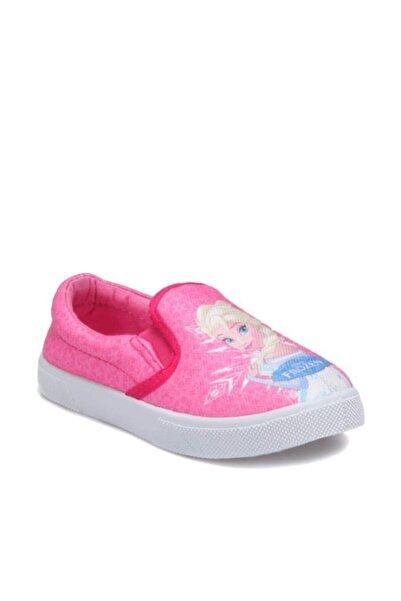 Frozen Elsa Kız Çocuk Keten Spor Ayakkabı