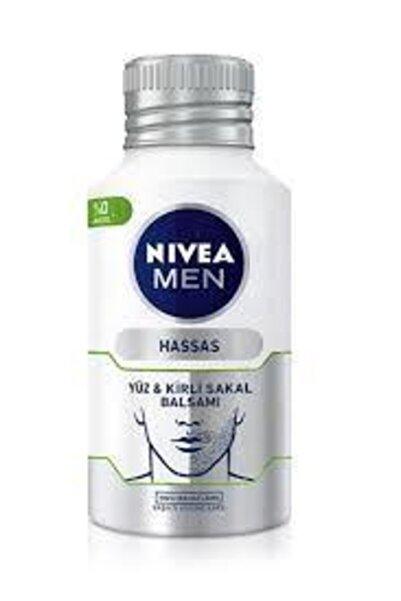Nivea Men Hassas Yüz Kirli Sakal Balsamı 125 ml