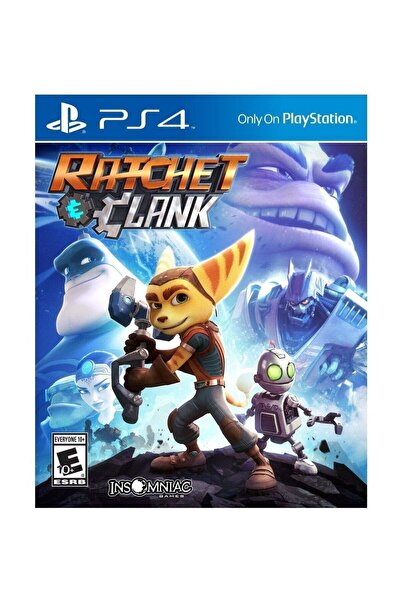 Sony Ratchet & Clank - Türkçe Dublaj Ps4 Oyun
