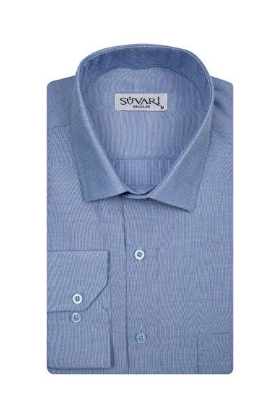 SÜVARİ Filafil Erkek Gömlek