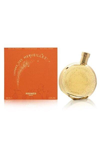 Hermes L Ambre Des Merveilles Edp 100 ml Kadın Parfümü 3346131792900