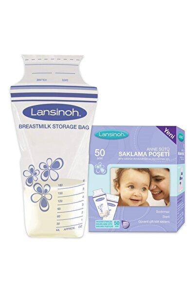 LANSINOH Steril Süt Saklama Poşeti 25 Li 5060062991550