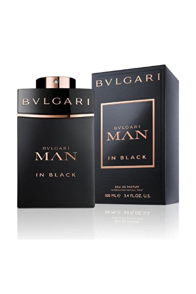 Bvlgari Man In Black Edp 100 ml Erkek Parfümü 0783320971563