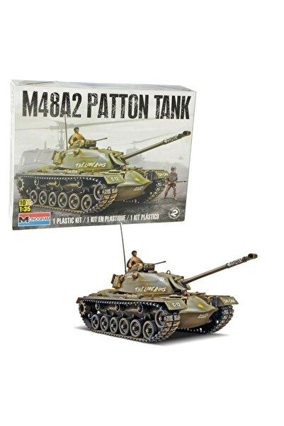 REVELL Maket Model Kit M48 A2 Patton Tank 17853