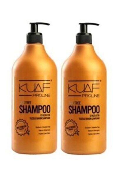 Kuaf Tuzsuz Şampuan 1000 ml X 2 Adet
