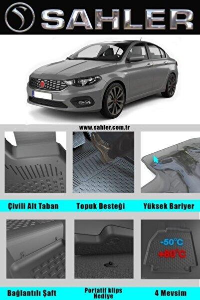 Sahler Fiat Egea Sedan 4,5d Havuzlu Paspas, Egea Havuzlu Paspas, Sedan Uyumlu