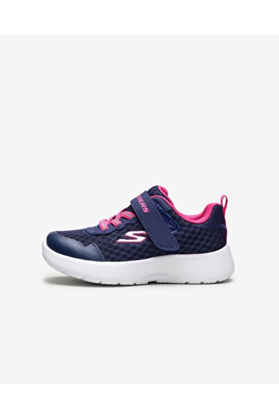 SKECHERS DYNAMIGHT-LEAD RUNNER Küçük Kız Çocuk Lacivert Spor Ayakkabı