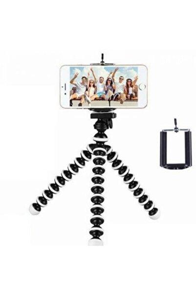 PSG -ahtapot Tripod Kamera Cep Telefonu Tripodu Stand Çubuğu Tripot