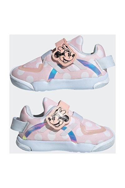 adidas Kız Bebek Sneaker ActivePlay Minnie I HAZCOR/FTWWHT/SKYTIN FV4259