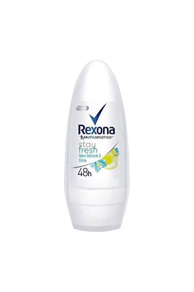 Rexona Woman Rollon Stay Fresh Blue Poppy 50 ml