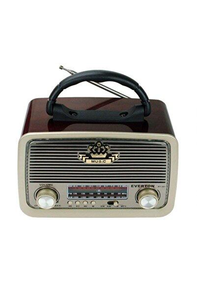 Everon Everton Rt-301 Nostalji Bluetooth Radyo ,usb, Sd , Mp3 Player