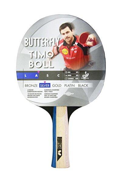 BUTTERFLY Timo Boll Silver Masa Tenisi Raketi
