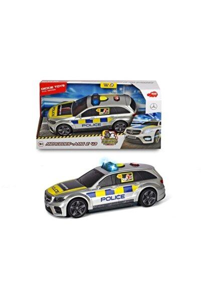 Dickie Toys Işıklı Ve Sesli Mercedes Amg Polis Arabası 3716018
