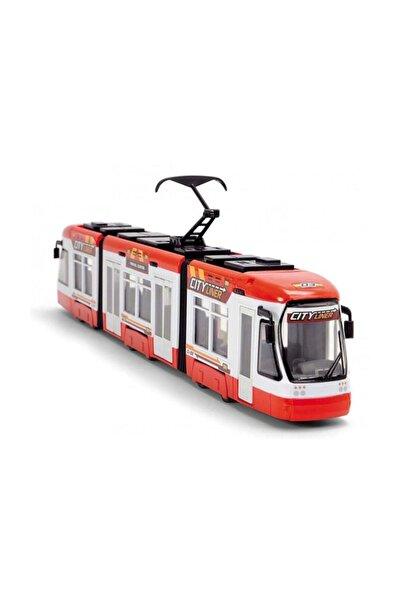 Dickie Toys Dickie Şehir Express Tramvayı Kırmızı 749017