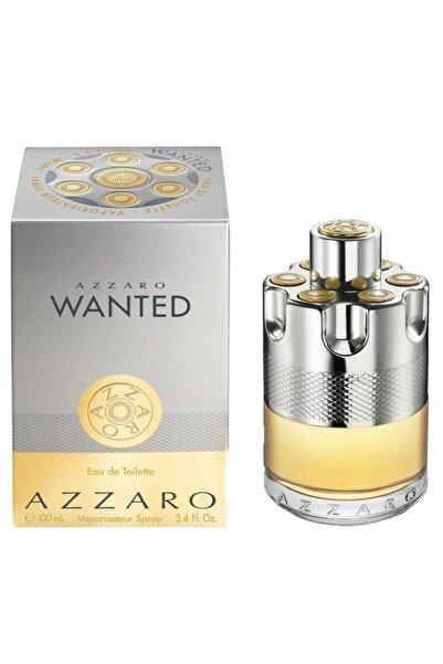 Azzaro Wanted Edt 100 ml Erkek Parfümü 3351500002702