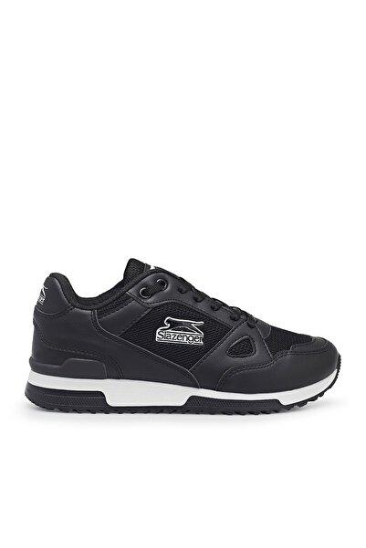 Slazenger Kadın Siyah Beyaz Moon Koşu & Yürüyüş Ayakkabı Kadın Ayakkabı Sa11lk079