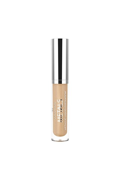 Golden Rose Metals Metallic Liquid Eyeshadow 102 Rosewood
