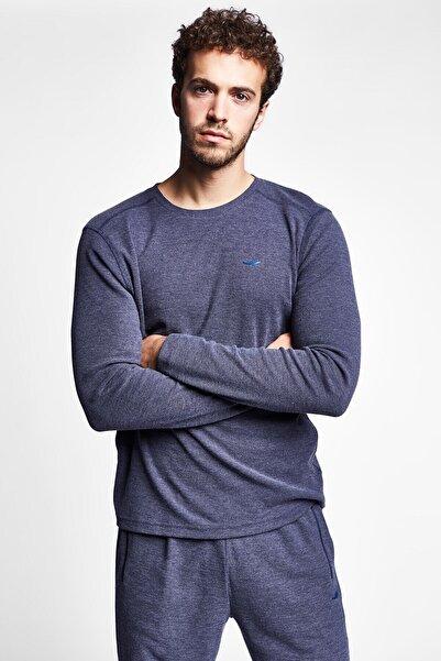 Lescon Erkek Sweatshirt - 19N-1141 - 19NTES001141-010