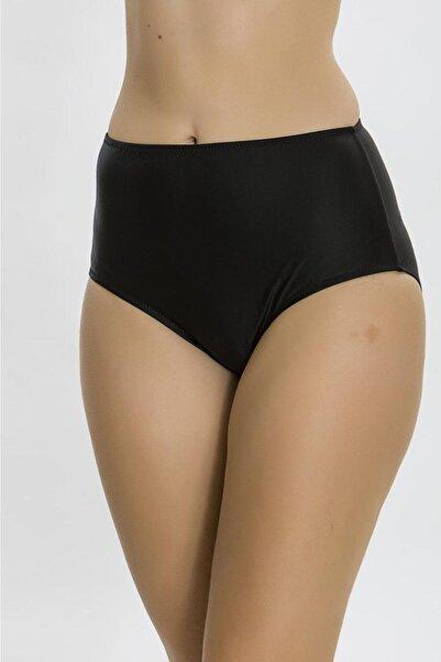 Hmm tekstil Kadın Yüksek Bel Bikini Altı