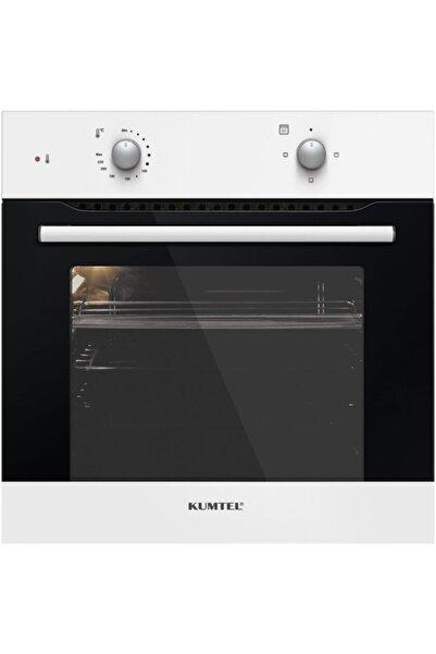 KUMTEL B66 S2 Harr Teknoloji 3 Program Beyaz Ankastre Fırın