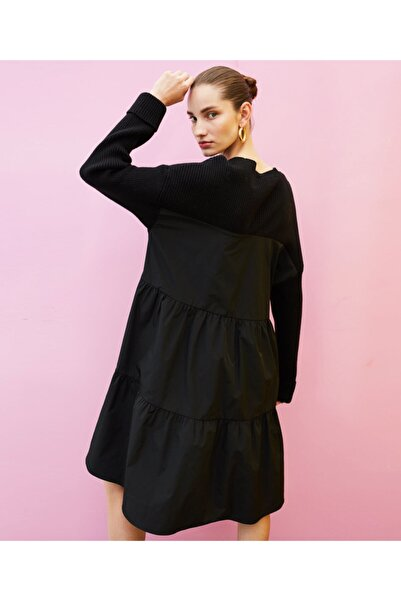 İpekyol Pamuklu Basic Elbise