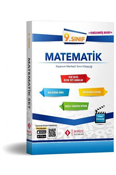 Sonuç Yayınları 9 Sınıf Matematik Modüler Set
