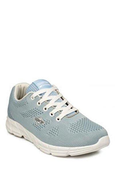 Unisex Mavi Memory Foam  Spor Ayakkabı 5437