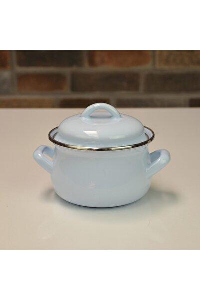 Miss Betty Açık Mavi Pişir Sakla Tencere Saklama Kabı 12cm