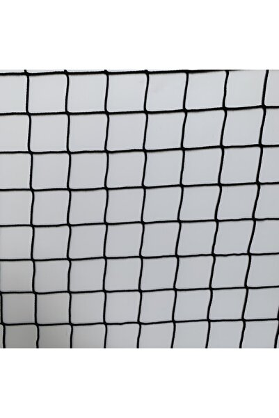 Nodes 175*200cm - Balkon Filesi Ağı - Kedi Filesi - Kuş Filesi - Çocuk Filesi - Siyah