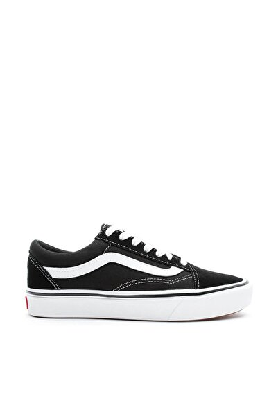 Vans UA ComfyCush Old Skool Unisex Siyah Sneaker VN0A3WMAVNE1
