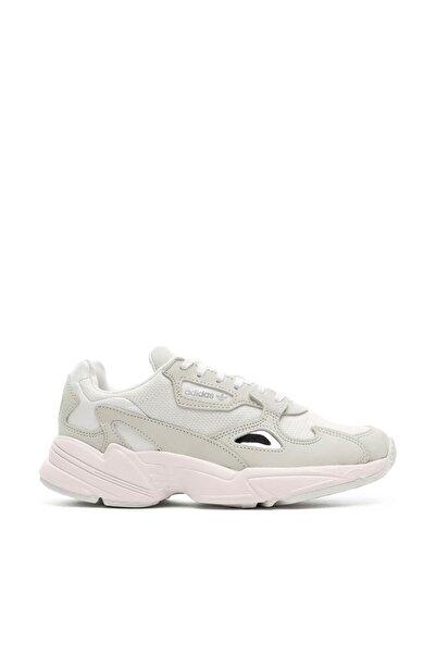 Falcon Kadın Beyaz Spor Ayakkabı