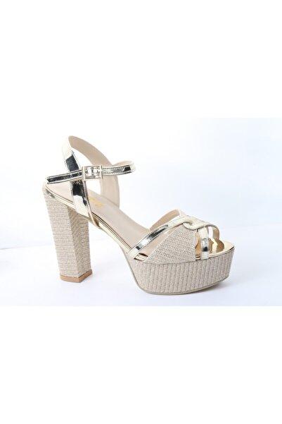 Almera 1948 Kadın Topuklu Ayakkabı