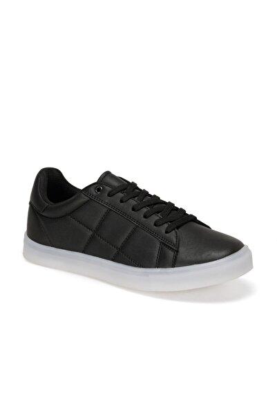 FORESTER EC-1069 Siyah Erkek Kalın Taban Sneaker Spor Ayakkabı 100575085