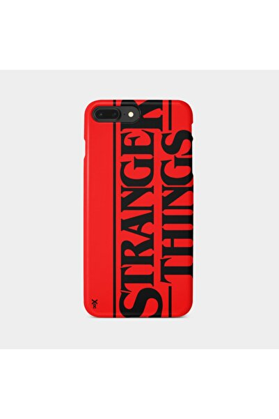 Roxo Case Iphone 7 Baskılı Kırmızı Lansman Kılıf