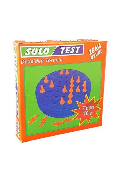 Solo Test Zeka Oyunu