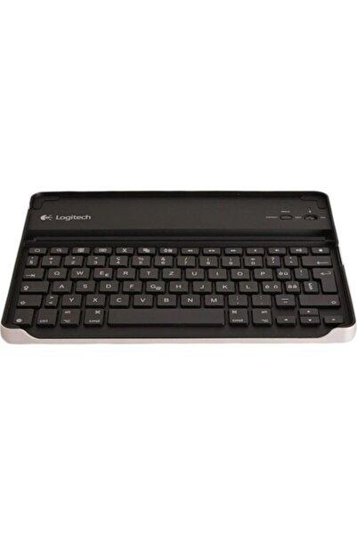 logitech 9.7 Inç 5.nesil Ve 6.nesil Ipad, Ipad Pro/air 2/air Için Bt Klavye (isviçre,q) Tr Stickerlı
