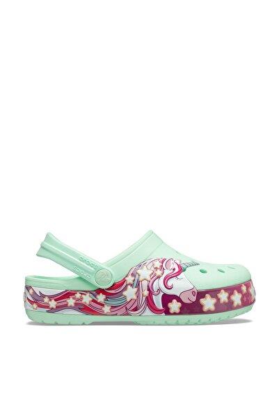 Crocs Kids Mint Kız Çocuk Spor Sandalet