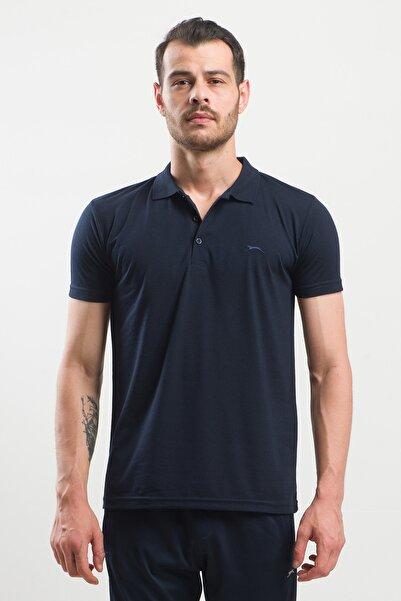 Slazenger Spırıt Erkek T-shirt Lacivert