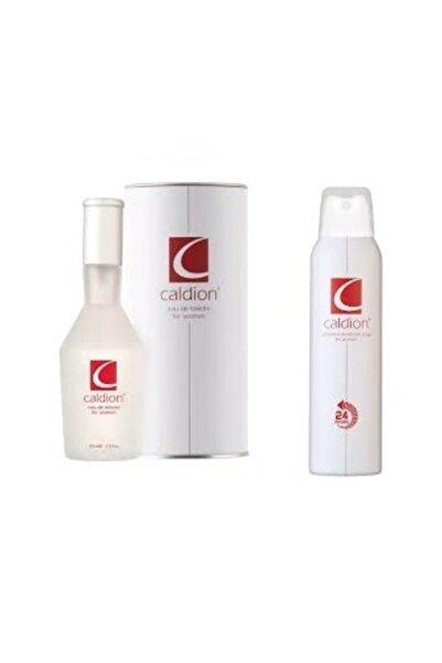 Caldion Orıjınal For Women Edt 100 Ml Kadın Parfüm + 150 Ml Deodorant Ikili Set
