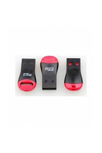 Penguen Cep Telefonu Pc Kart Okuyucu Mikro Usb Otg Kart Okuyucu Otg Tf /sd Flash Bellek