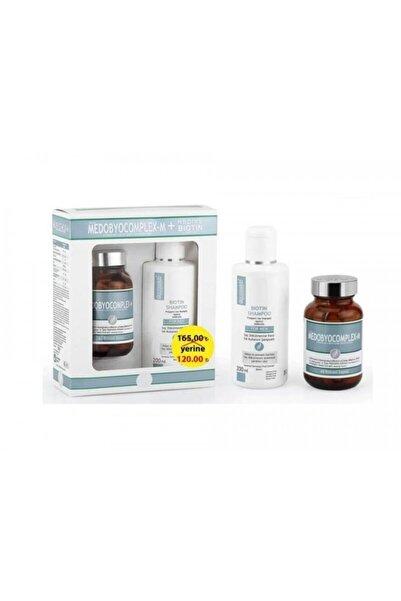 Dermoskin Medobiocomplex Erkek 60 Kapsül Biotin Şampuan Hedi
