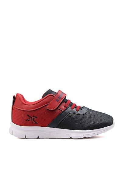 Kinetix Lacivert Kırmızı Erkek Çocuk Yürüyüş Ayakkabısı 000000000100242379
