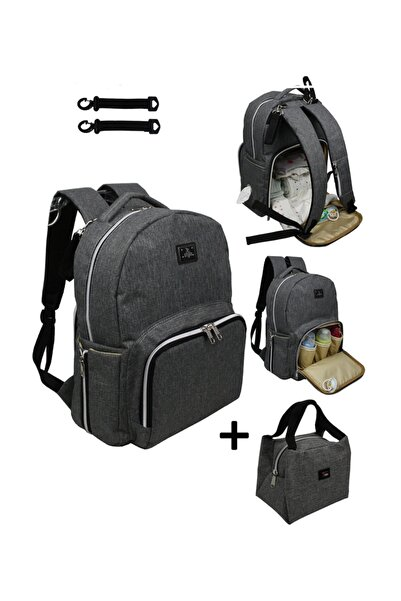 Stylo Duo Backpack For Mothers Bebek Bakım Çantası