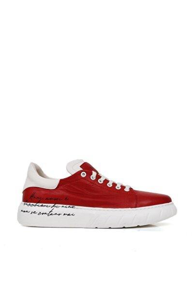 BUENO Erkek Kırmızı Spor 20mr4804