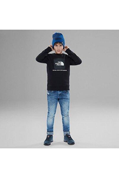 Siyah Box Crew Polar Sweatshirt